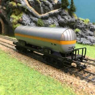 Wagon citerne DB occasion -HO-1/87-FLEISCHMANN 1499 W237