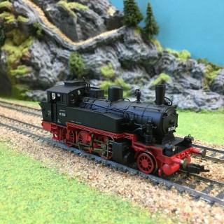 Locomotive BR91.3-18 DB ép III-HO-1/87-FLEISCHMANN 403210