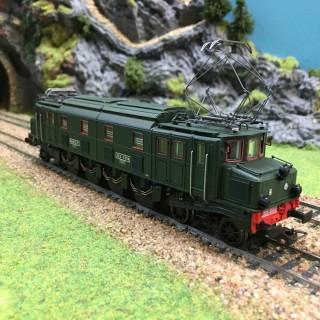 Locomotive 2D2 5500 Sncf -HO-1/87-JOUEF HJ2039 DEP61-08
