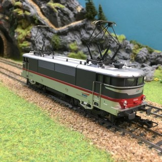 Locomotive BB9284 Mumtiservice Sncf digitalisée -HO-1/87-JOUEF HJ2097 DEP13-105