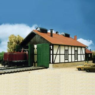 Remise pour 2 locomotives-HO-1/87-KIBRI 39438