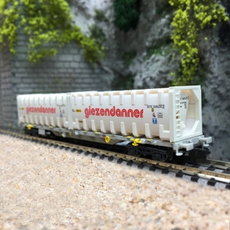 Porte Container HUPAC / Giezendanner Ep VI-N 1/160-ARNOLD HN6444
