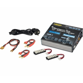 Expert Charger Duo 2.0 - CARSON 500608190