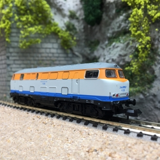 "Locomotive V 216 (V160) WEG ""Lollo"" Ep V-N 1/160-MINITRIX 16164"