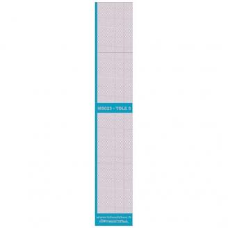 Tôles Inox / Alu décalcomanies-HO 1/87-TCHOUTCHOU MS023