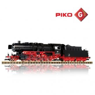 Locomotive vapeur BR 50 DB Ep IV digital son - G 1/22.5 - PIKO 37243