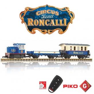"""Coffret de démarrage """"Roncalli"""" - G 1/22.5 - PIKO 37154"""