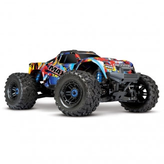 Truggy Maxx 4WD Brushless 4S Rock'N Roll-1/10-TRAXXAS 89076-4