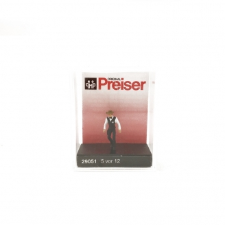 Shérif - HO 1/87 - PREISER 29051