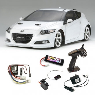 Pack Honda CR-Z FF03 2WD Kit - 1/10 - TAMIYA 58490 PCK