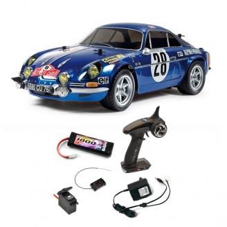 Alpine Renault A110 MC 71 M06 2WD Electrique - 1/10 - TAMIYA 58591