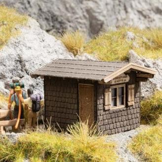 Refuge Alpin-HO 1/87-NOCH 14338