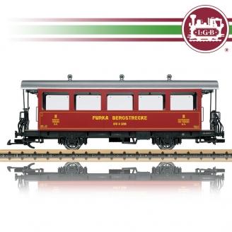 Voiture voyageurs DFB B 2206 Ep VI train de jardin-G 1/22.5-LGB 30561