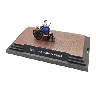 """Automobile Benz à 3 Roues """"Motorwagen""""-HO 1/87-BUSCH 40007"""