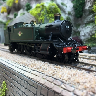 Locomotive BR, Classe 5101 'Grande Prairie', 2-6-2T, 4160 Ep V - 00 1/76 - HORNBY R3725