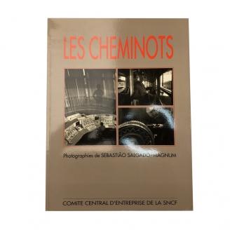 """Livre """"Les Cheminots"""" - 106 pages - 300920B"""