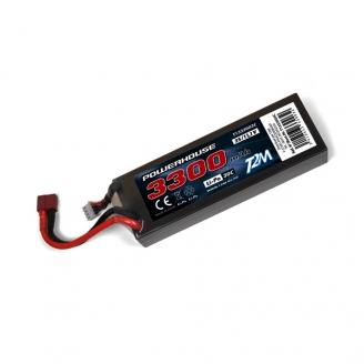 Batterie / Accu LiPo 3S 3300 mAh 30C 11.1 V - T2M T1333003C