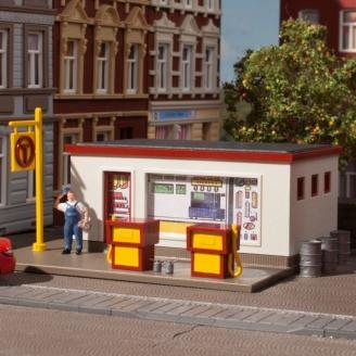 Station Service-HO 1/87-AUHAGEN 99053
