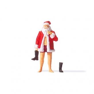 Père Noël Ivre-HO 1/87-PREISER 29099