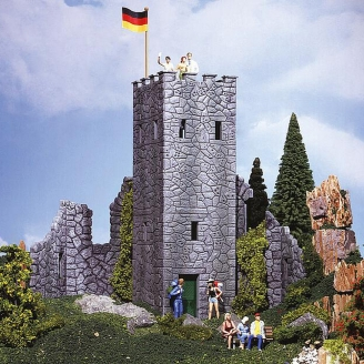 Ruine de château-G-1/22.5-POLA 331020
