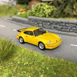 Porsche 964 Turbo-HO-1/87-MINICHAMPS 870 069102