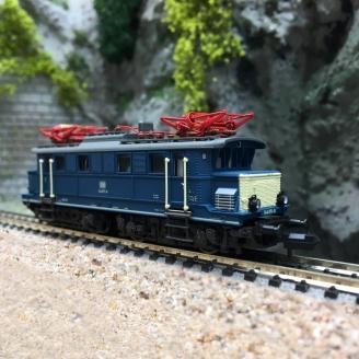 Locomotive électrique 144 071-8 DB Ep IV digital son-N 1/160-MINITRIX 16663