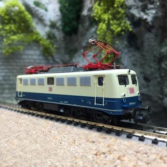 Locomotive classe 139, DB Ep V Digital son- N 1/160 -FLEISCHMANN 733172