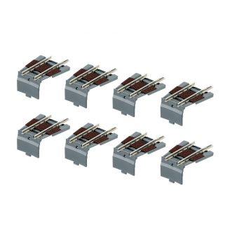 Kit d'extension pour plateau tournant-N 1/160-MINITRIX 66571