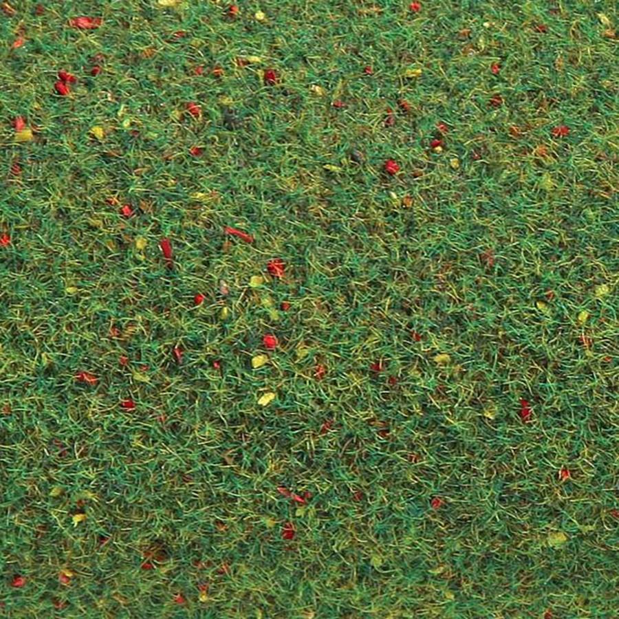 Plaque décor prairie fleurie-HO-TT-N-FALLER 180751