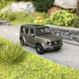 Mercedes G500 2018-HO 1/87-MINICHAMPS 870 037400