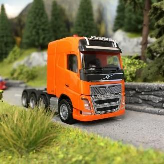 Volvo Tracteur FH16 Gl Orange-HO 1/87-HERPA 304788-006