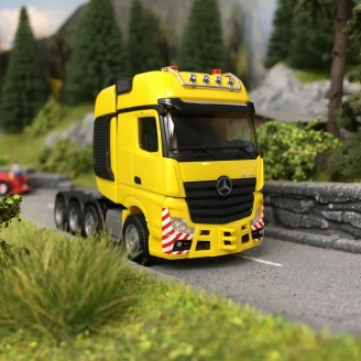 Camion Tracteur Mercedes ACTROS A11 ZM-HO 1/87-HERPA 304368-004