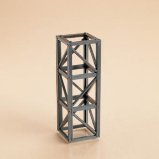 10 éléments de treillis métallique - HO 1/87 - AUHAGEN 48104