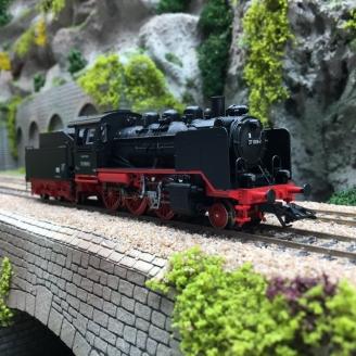 Locomotive EDP 37 1009-2 Ep IV Digital son-HO 1/87-TRIX 22437
