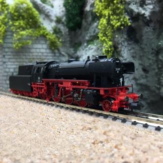 Locomotive classe 23 077 DB Ep III - N 1/160 -FLEISCHMANN 712305
