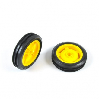 2 Roues avant pour Buggy - 1/10 - TAMIYA 9400231