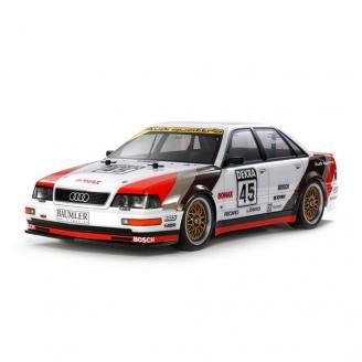 Audi V8 Touring 1991 TT-02 4WD Kit - 1/10 - TAMIYA 58682