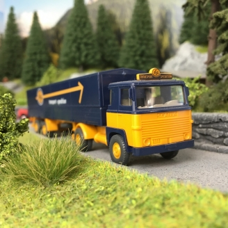 Camion Scania LB 111 ASG-HO 1/87-WIKING DEP67-099