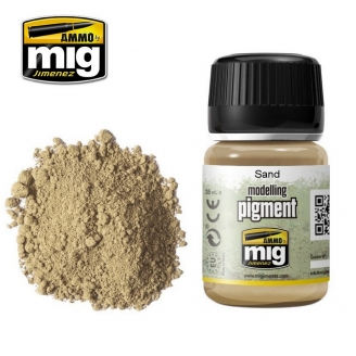 """Pigments """"Sand - Sable"""" - AMMO 3012"""