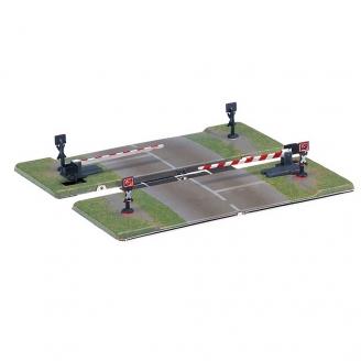 Passage à niveau demi barrières - Z 1/220 - MARKLIN 8992