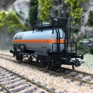 Wagon-citerne VTG DB Ep IV - HO 1/87 - ROCO 76511