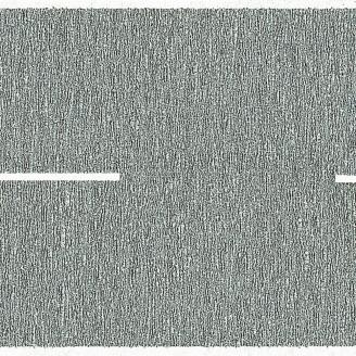 Route en papier crépon Grise - Z 1/220 - NOCH 44100