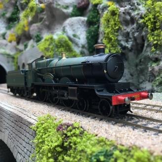 Locomotive GWR Star Class 4-6-0 4003 'Lode Star' Ep III-00 1/76-HORNBY R3864