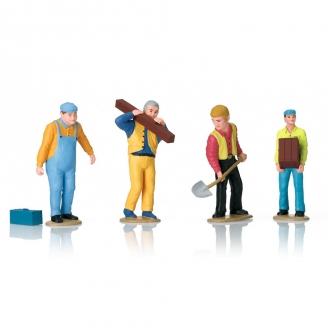 Equipe de 4 Travailleurs-G 1/22.5-LGB 53005