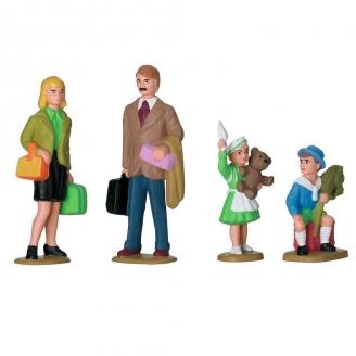 Famille de 4 personnes-G 1/22.5-LGB 53004