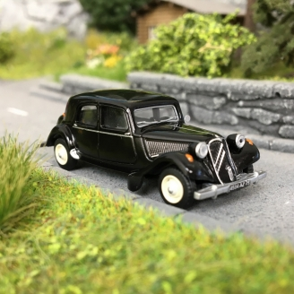 "Citroën Traction 11B 1952 ""C. de Gaulle""-HO 1/87-SAI 6117"