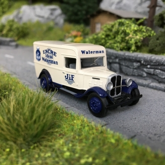 Renault ZJ Fourgon 1934-37 Waterman-HO 1/87-SAI 7490