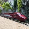 TGV Thalys PBA 10 éléments Ep VI-N-1/160-KATO 101657