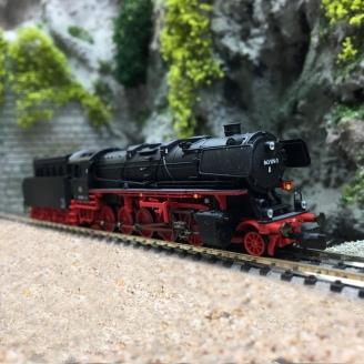 Locomotive BR 043 DB Ep IV - N 1/160 - FLEISCHMANN 714404