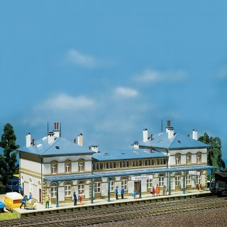 Grande gare de ville-N-1/160-FALLER 212114